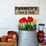 Make a Hanging Rustic Storage Crate, or Three!