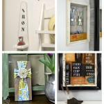 Talk of the Town #13 – Spring cleaning with Repurposed Ironing Board + more