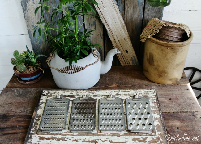 vintage graters 6 - Knick of Time