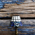 Weathered Chippy Wood Photo Backdrop