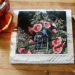Chalk Spray Paint Review + Farmhouse Coasters