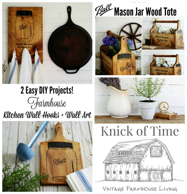 Knick of Time Projects ToT 16