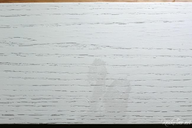Valspar Chalky Finish Spray Paint review - Knick of Time