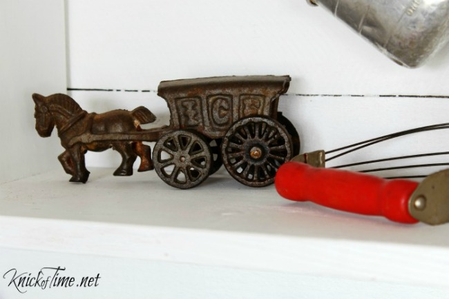antique cast iron toy - KnickofTime.net
