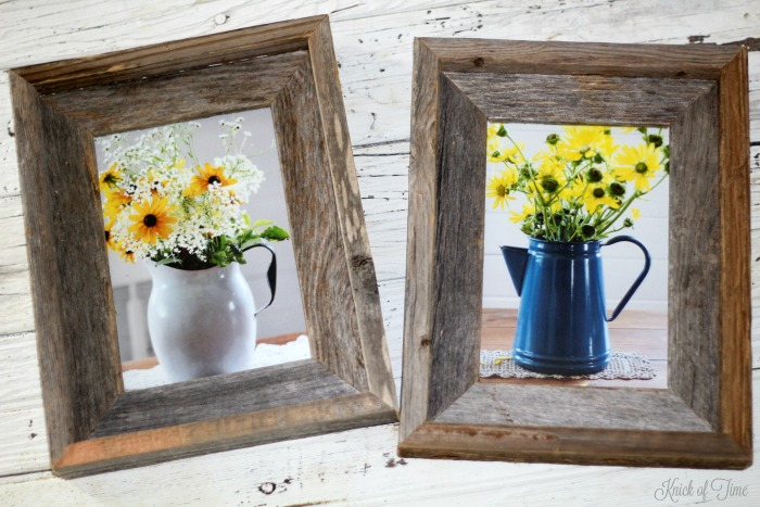 Farmhouse Flowers Printables | Knick of Time