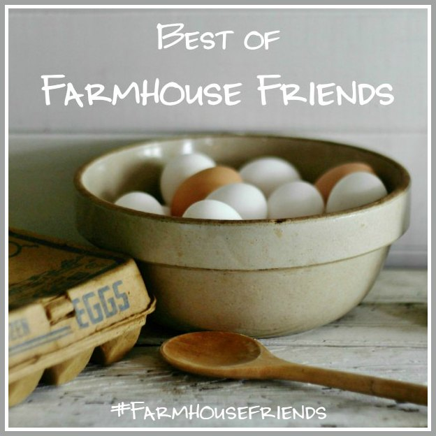Farmhouse friends blog hop hosted by Knick of Time |KnickofTime.net