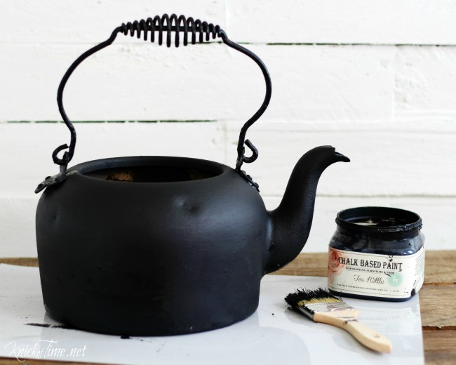 tea kettle 5 - Knick of Time