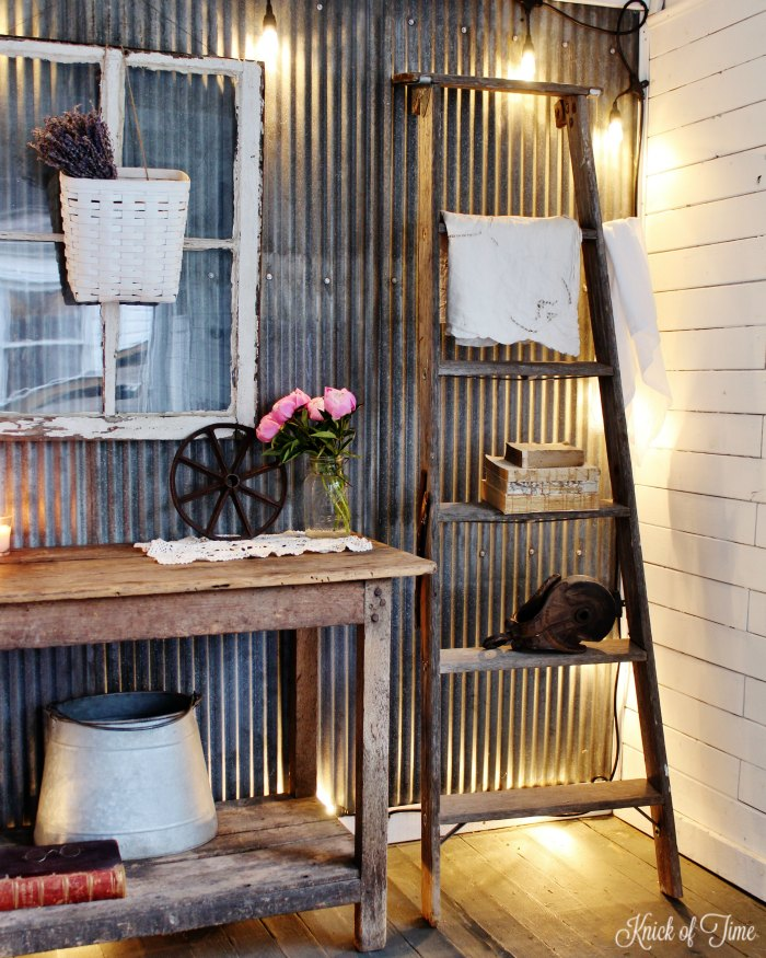 Create ambiance indoors and outdoors with cafe lights - KnickofTime.net