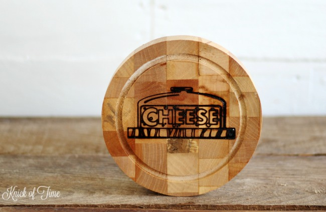 cheese platter dome cloche - KnickofTime.net