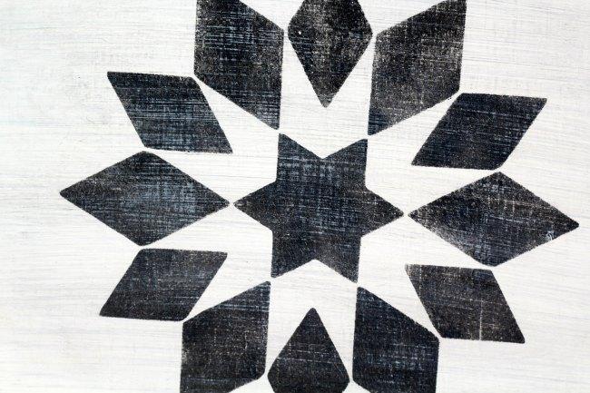 dresser stencil powder - Knick of Time