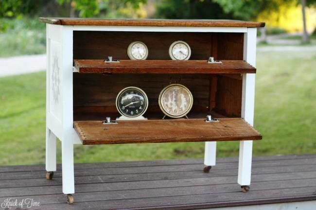 refinished dresser - Knick of Time