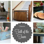 Talk of the Town #30 – Cat Condo, Barn Door Baby Gate + More