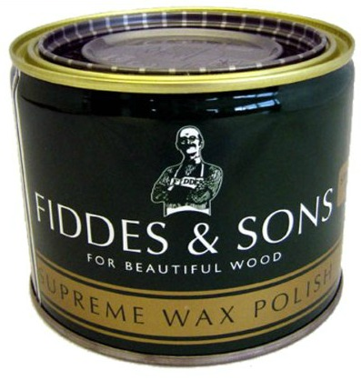 fiddes and sons clear furniture wax