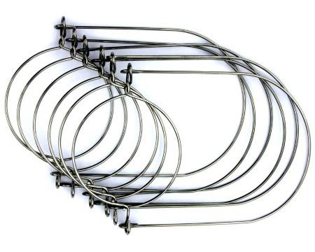 mason jar wire handles hangers