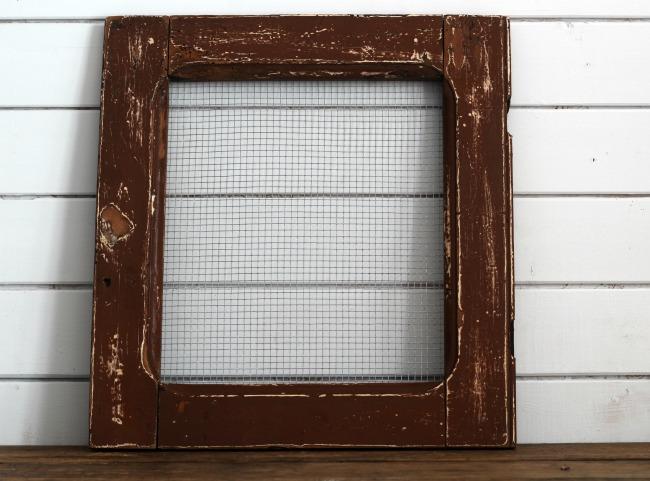old cabinet door