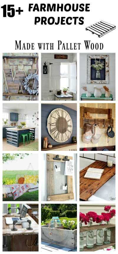 Pallet Projects Farmhouse Style Knick Of Time