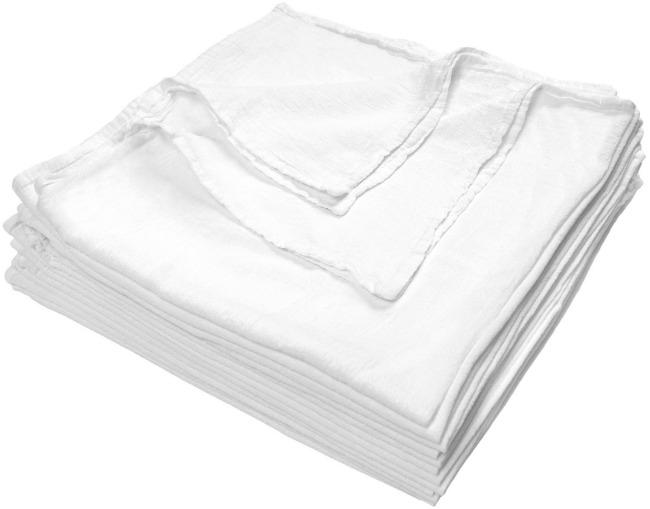 cotton flour sack towels for farmhouse decor
