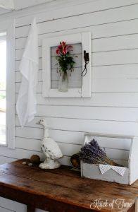 Junky Door Wall Vase