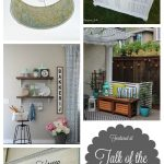 Talk of the Town 34: Farmhouse Shelves, Ikea Hack + More