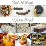 Fall Recipes, Decor + DIY Furniture – Talk of the Town #37