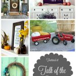 Fall Porches, Signs + Decor Talk of the Town #39