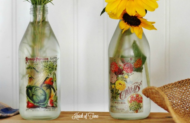 vintage-graphics-seed-catalog-recycled-glass-bottles
