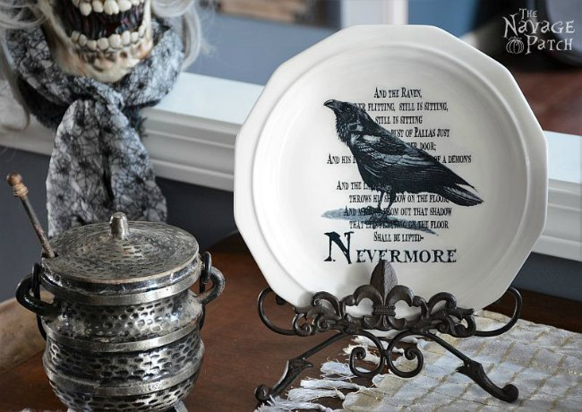 pottery-barn-inspired-halloween-plates