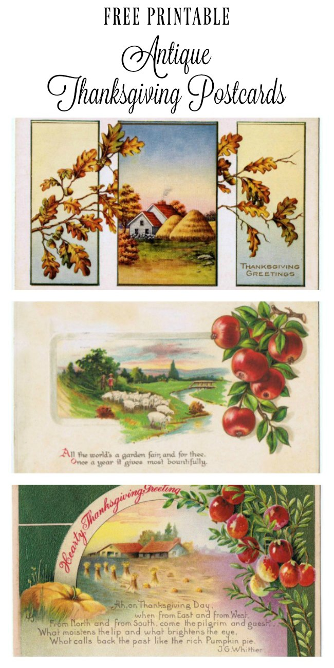 free-printable-farmhouse-thanksgiving-antique-postcards-knick-of-time