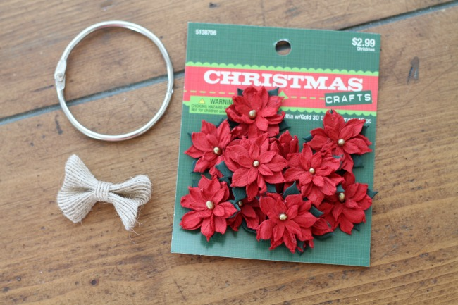 poinsettia-burlap-bow-christmas-ornament-supplies