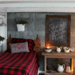 Woodland Christmas Guest Room Tour