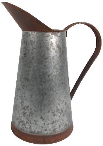farmhouse-style-tin-pitcher
