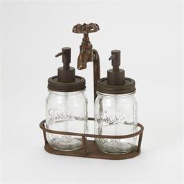 mason-jar-soap-pump-set