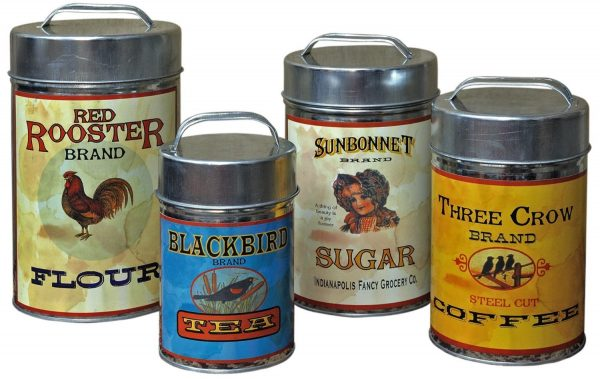 vintage-style-metal-kitchen-canisters-4-pc-set