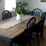 Black and White Farmhouse Kitchen Update