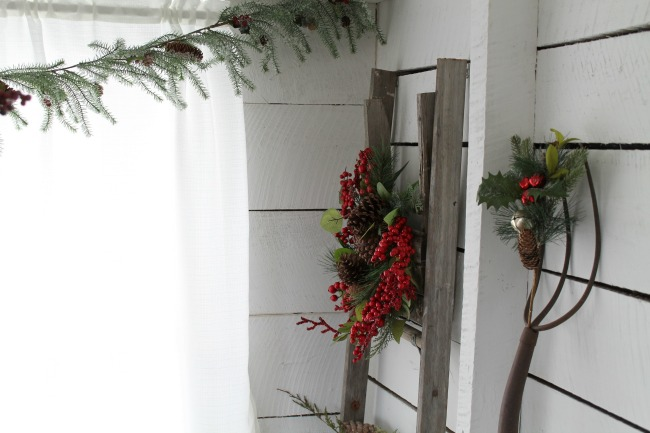 Woodland Christmas guest room tour - www.knickoftime.net