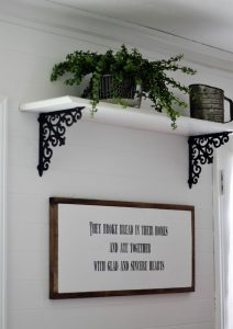 Magnolia House Style Kitchen Sign
