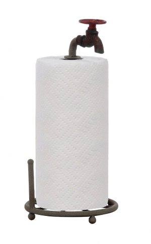 faucet-paper-towel-holder
