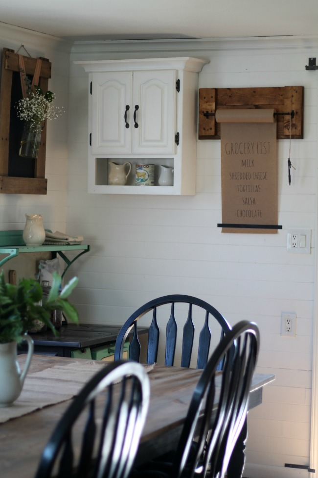 white-kitchen-black-chairs-knick-of-time