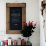 Hot Chocolate Recipe DIY Chalkboard and Cocoa Bar