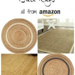 Affordable Natural Fiber Jute Rugs