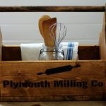 Bespoke Wooden Totes & American Farmhouse Style
