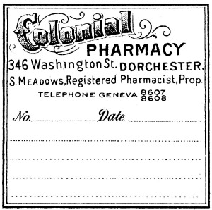 Free Printable Antique Apothecary Labels   www.knickoftime.net