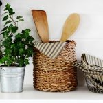 New Farmhouse Kitchen Decor and Vintage Finds in the Shop