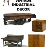 Where to Find the Best Vintage Style Industrial Decor