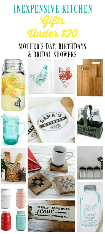 Birthday, Mother's Day, Wedding & All Occasion kitchen gifts for women | www.knickoftime.net