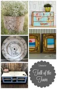 Ikea Hack, Pottery Barn Inspired Wall Clock and More | Talk of the Town #66