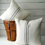 Farmhouse Style Pillows You Can Make or Buy