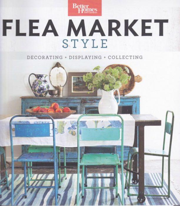 Flea Market Style book giveaway | www.knickoftime.net
