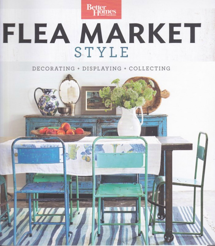 Flea Market Style book giveaway at Knick of Time | www.knickoftime.net