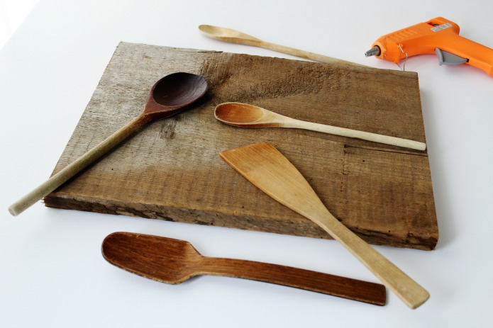 Wooden Spoons Rustic Farmhouse Kitchen Wall Art Knick Of Time